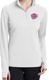 Shirts - 1/4 Zip DriFit Ladies Cut
